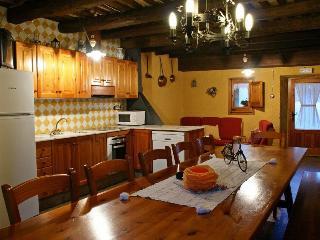 Cal Borrasca casa rural, Oristà