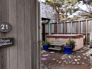 Beach Townhouse with hot tub (P21), Pajaro Dunes