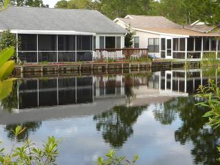 Waterfront Homes+POOL+Game Rm/Garage+BEACH Pkg!, Panama City Beach