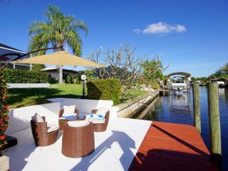 Villa Gulf Pearl incl. boat, Cape Coral