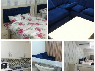 amazing full furnished studio, Amman
