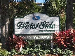 Coligny Villas Forest Beach Condo