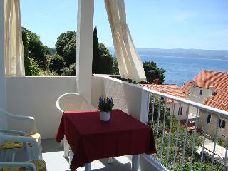 Sea view apartment Croatia, Omiš, Omis