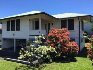Spacious Comfy Full Apt 2br/1.5ba, Hilo