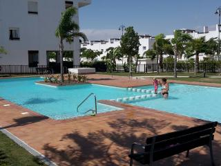 GF Penthouse Apt with garden opp. driving range, Alhama de Murcia
