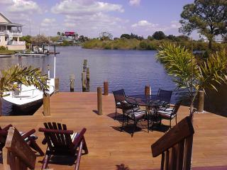 Waterfront Boat Dock & Sundeck