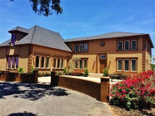 Custom 4BR House in the Heart of Central California Surrounded by 120 Acres of Pristine Vineyard!