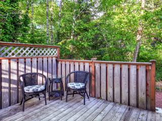 Peaceful 4BR Rockaway Beach House w/Fire Pit, Deck, Cathedral Ceilings, & Game Room - 5 Minute Walk to the Beach!