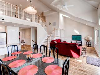Deluxe 4BR Seaside Heights Condo w/Private Rooftop Deck & Beautiful Ocean/Bay