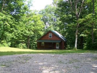 Secluded Hocking Hills 2 bedroom cabin, Rockbridge