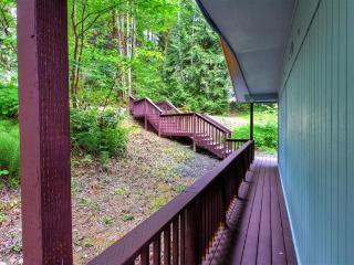 Secluded 2BR Olympia Cabin on the Eld Inlet of the Puget Sound w/Private Dock & Wraparound Porch - Easy Access to Boat Launch, Olympic Peninsula Attractions & More!
