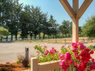 You'll love the property's picturesque surroundings.