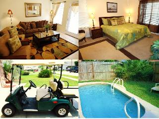 4BR/2BA w/Private Pool! Golf Cart Available!, Destin