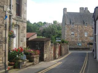 Spacious apartment in heart of historic Jedburgh