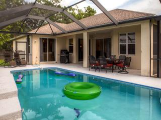 Custom Built 4BR Port St. Lucie House w/Private Pool & Beautiful Decor - In Quiet Neighborhood Near Beaches & Major Attractions!