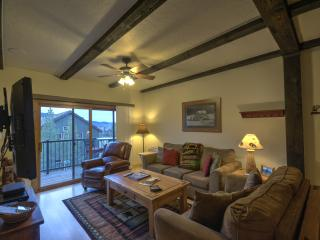 Gorgeous, Walk to Slopes, Book 4 Nights Get 1 Free, Steamboat Springs