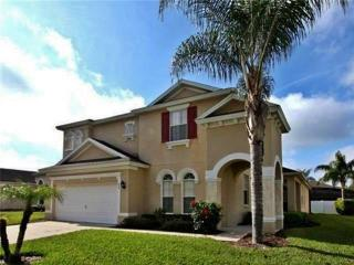 Relaxing 5BR Davenport House in Calabay Parc w/Private Pool & Spa - Only 15 Minutes from Disney!