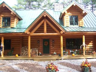 Authentic Log Home-Sebago and Long Lake Area, Harrison