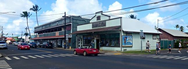 Historic Kapaa Town