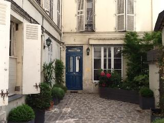 Charming, perfectly located Paris vacation rental!