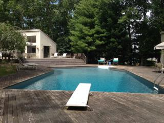 Mini Resort in East Hampton on a private acre