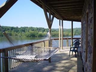 Poco Risco Lakefront Log Homes Lake of the Ozarks