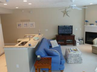 Great Room with 46 in HDTV