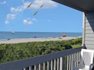 Ocean Front Beach Villa, Oak Island