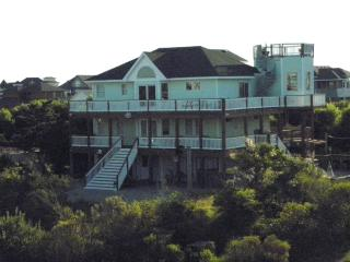 OUTER BANKS OCEAN VIEW - FREE HEATED PRIVATE POOL, Corolla