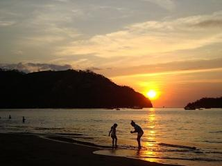 A  Unforgettable Family Vacation by Ocean Beach, Playas del Coco