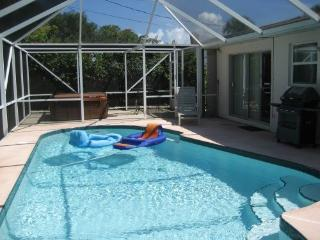 AVAIL JUN-JUL---5MINS 2 BCH-3BR w/Scr POOL/SPA, Ormond Beach