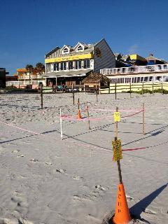 Ocean Deck Restaurant - easy walk 1 mile north of beach house