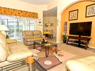 Luxury 5 bed 15 min Disney, internet/pool,Gameroom, Davenport