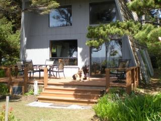 QUIET & BEAUTIFUL A-FRAME ON THE BEACH! NEW PHOTOS, Seal Rock