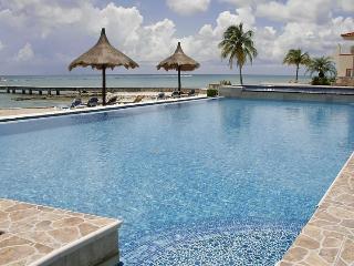 Cozumel Beach House Luxury Ocean Front Villa Debra Million Dollar View sleeps 14