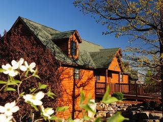 Resort 4BR/BA Cabin: Indoor Pool and Hot Tubs!, Branson