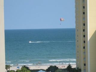 Great Myrtle Beach Rental with a Pool and Balcony