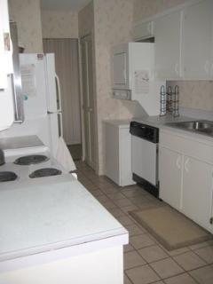 Kitchen (Fully Stocked, Double Ovens, Dishwasher, and Stacking Washer/Dryer)