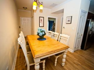 Lots of Dining Space! Large Kitchen Table!