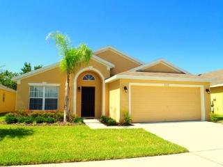 Disney Area 5BR Villa, South Facing Pool, Internet, Davenport