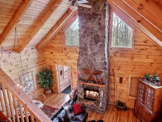 Luxury Cabin in Hocking Hills, Logan