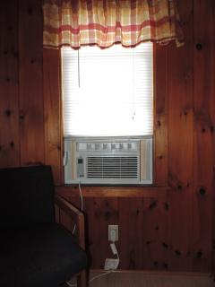 AC IN BEDROOM FOR COMFORT