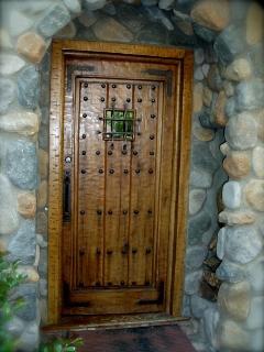 Doorway to the Inn