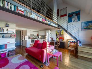 Cool design Loft, Lisbon