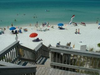 Amalfi Coast 2 BR Gulf View Condo W Private Beach