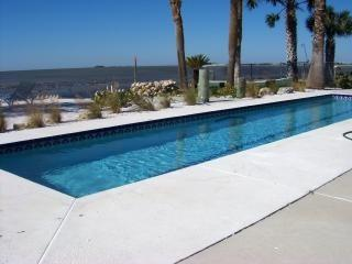 Gulf Front Beach House w/ Private Pool & Beach