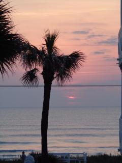 Pre Dawn on Balcony View