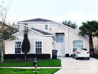 Villa 5 BR/4BA West Pool/Spa Near Disney, Kissimmee