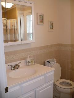 Full Bath 2nd Floor