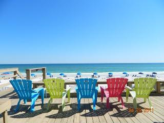1000 off 5/16-23 Beachfront 4bdr/4ba/Pool/Wifi, Destin